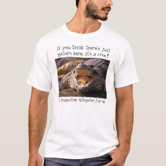 Alligator farm T T-Shirt
