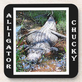 Alligator (Florida, Louisiana and Mississippi) Beverage Coaster