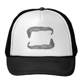 Alligator Frame Trucker Hat