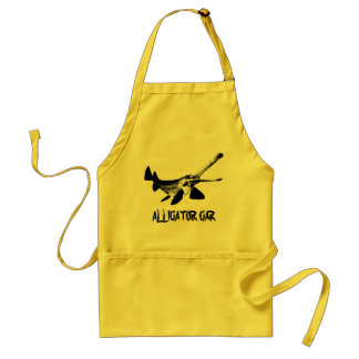 Alligator Gar Cooking Apron