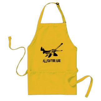 Alligator Gar Cooking Apron