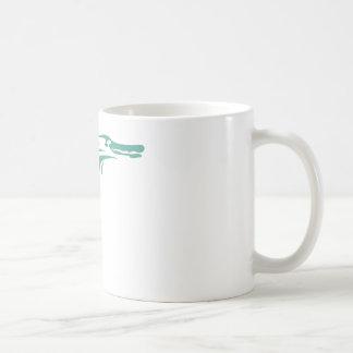 Alligator Gar Fish Coffee Mugs