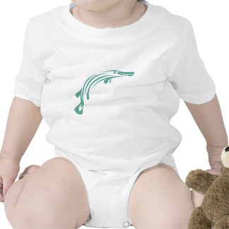 Alligator Gar Fish Shirts