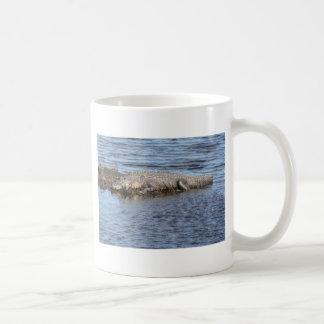 Alligator Gator In Water Coffee Mug