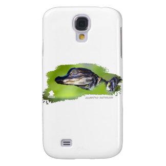 Alligator Hatchling 01 Samsung Galaxy S4 Case