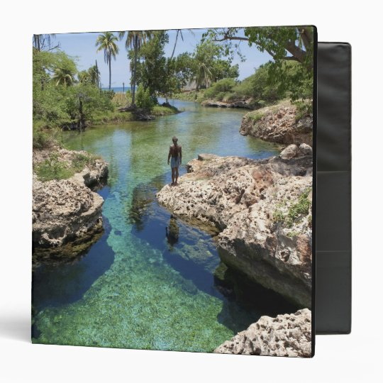Alligator Hole, Black River Town, Jamaica Binder