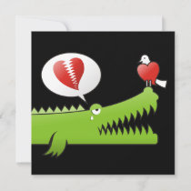 Alligator in Love