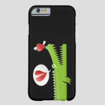 Alligator in Love Barely There iPhone 6 Case