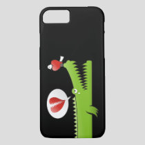 Alligator in Love iPhone 8/7 Case