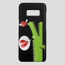 Alligator in Love Case-Mate Samsung Galaxy S8 Case
