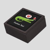 Alligator in Love Gift Box