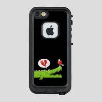 Alligator in Love LifeProof FRĒ iPhone SE/5/5s Case
