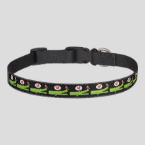 Alligator in Love Pet Collar