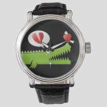 Alligator in Love Watch