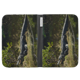 Alligator in the Sun Cases For Kindle