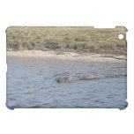 Alligator in the Water Case For The iPad Mini