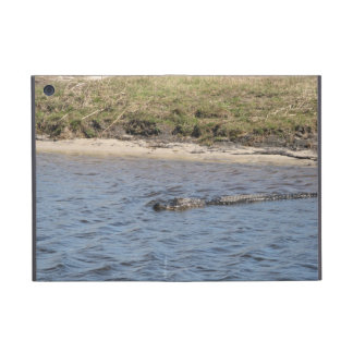 Alligator in the Water Cases For iPad Mini