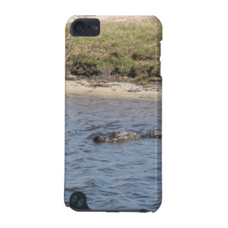 Alligator in the Water iPod Touch (5th Generation) Cover