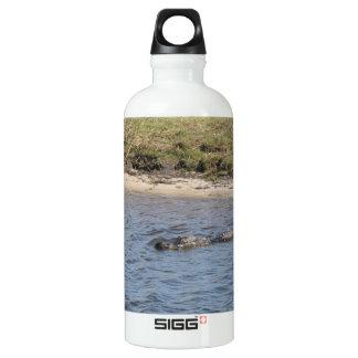 Alligator in the Water Liberty Bottle SIGG Traveler 0.6L Water Bottle