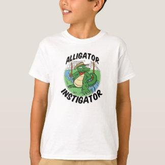 Alligator Instigator - T-Shirt (Youth XS 2-4yr)