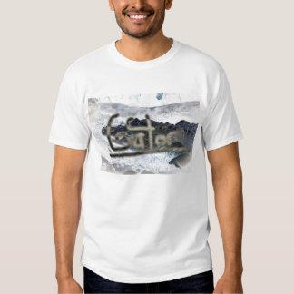 alligator invert with word gator tshirt