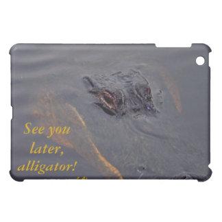 Alligator iPad Case