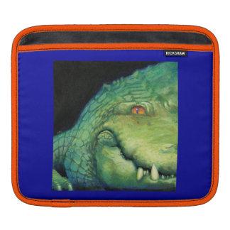 Alligator iPad Sleeve