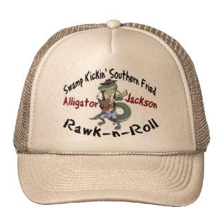 Alligator Jackson Hat