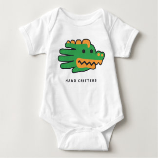 Alligator Jaw Baby Bodysuit
