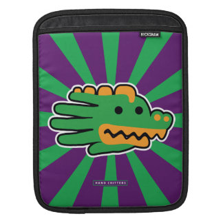 Alligator Jaw iPad Sleeve
