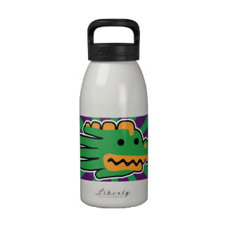 Alligator Jaw Water Bottle