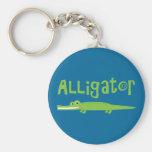 Alligator Keychains