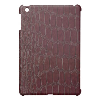 Alligator Leather Pattern Speck iPad Case