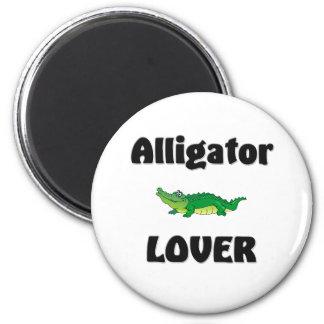 Alligator Lover Magnets