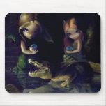 """""""Alligator Magic"""" Mousepad"""