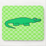Alligator. Mouse Pad