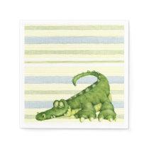 Alligator - Napkins