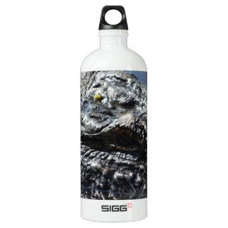 Alligator of North Carolina Aluminum Water Bottle