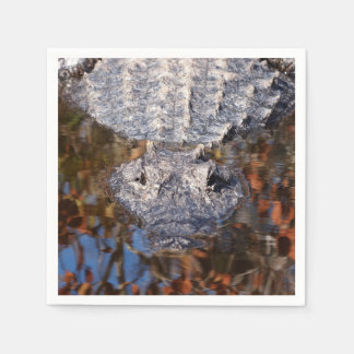 Alligator Paper Napkin