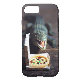 Alligator Pizza Party Phonecase iPhone 8/7 Case