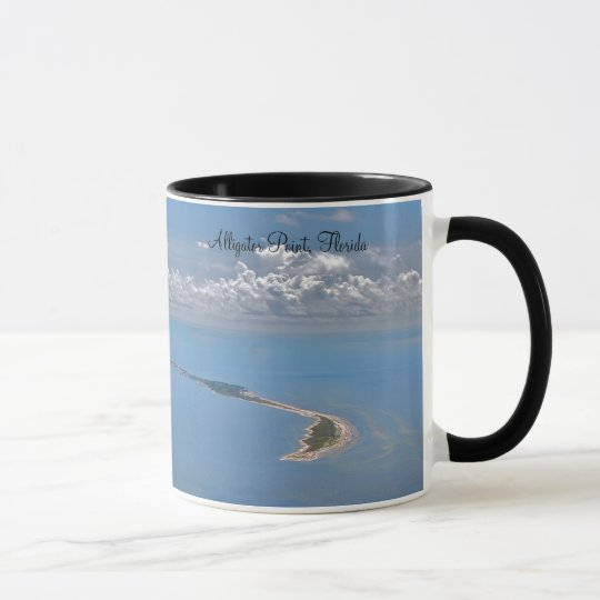 Alligator Point, Florida Coffee Mug