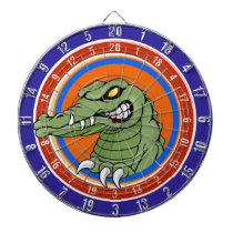 Alligator Reptile Dart Board