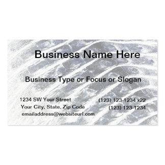 alligator scales neat abstract invert pattern Double-Sided standard business cards (Pack of 100)