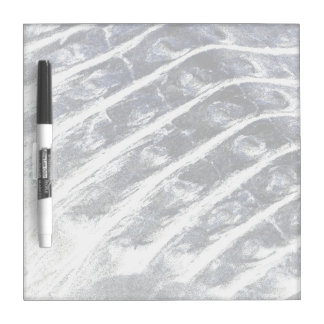 alligator scales neat abstract invert pattern Dry-Erase boards