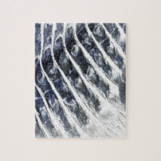 alligator scales neat abstract invert pattern jigsaw puzzles