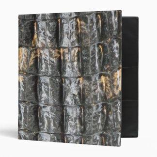 Alligator Skin Vinyl Binders