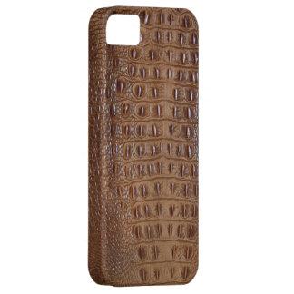 Alligator Skin iPhone 5 Cover