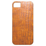 Alligator Skin High Definition Print iPhone 5 Cover