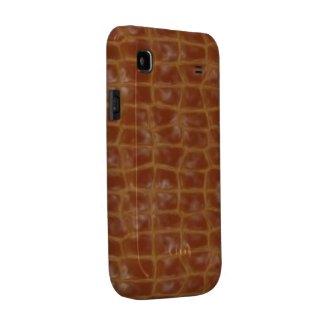 Alligator Skin Samsung Galaxy S casematecase