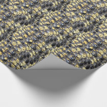 """""""Alligator Skin"""" Wrapping Paper - (Photo)"""